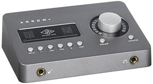 Eq Compressor Bundle - Universal Audio Portable Studio Recorder, Gray (ARROW)
