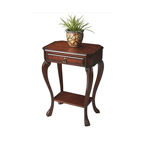 BUTLER 5021024 CHANNING PLANTATION CHERRY CONSOLE TABLE Review