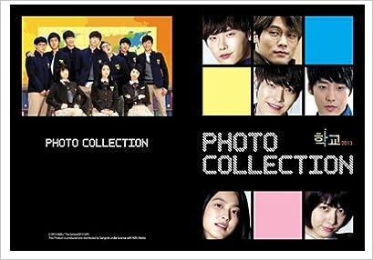 Korean Drama School 2013 Mini Photobook002kr Amazoncouk Korean