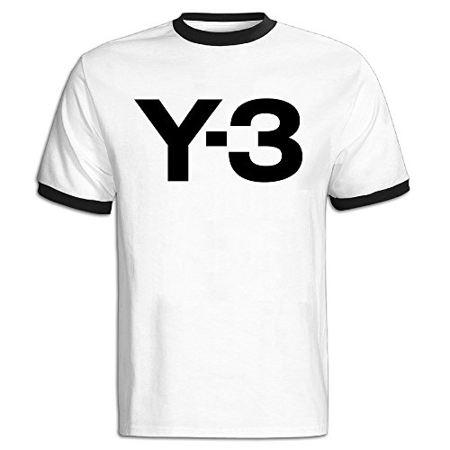 Yolo Men's Y-3 T-Shirt M Black