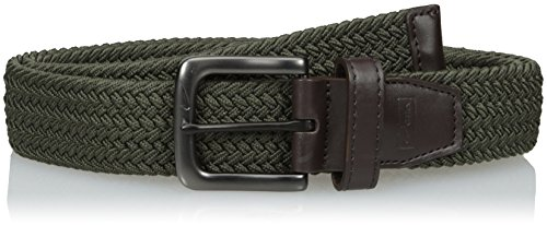 Nike Men's STRETCH WOVEN BELT Accessory, -cargo khaki, M