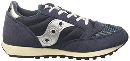 Sneaker Saucony Jazz Original Vintage Kids Blue Blau