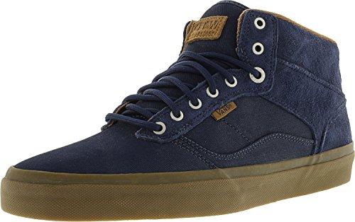 VANS Schuhe - Skater BEDFORD - coated dress blues gum Blau