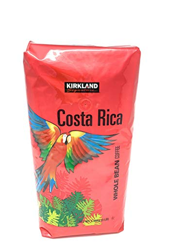 Costa Rica Whole Bean Coffee (Dark)