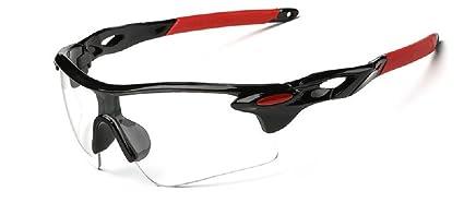 Embryform Gafas Deportivas, Gafas De Ciclismo, Para Esquiar Golf Riding Conducir Pesca Senderismo y Todo Gafas De Sol Deportivas Gafas De Sol Pro ...
