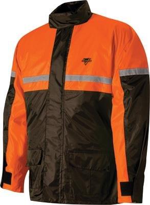 Nelson-Rigg CSR-6000-ORG-02-MD SR-6000 StormRider 2-Piece RainSuit, Size: Md, Distinct Name: Orange, Gender: Mens/Unisex, Primary Color: Orange