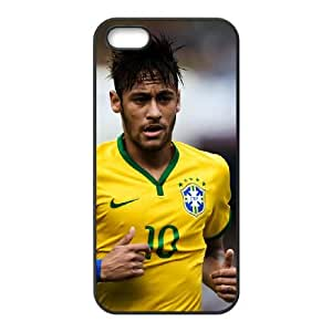 Neymar iPhone 4 4s Cell Phone Case Black as a gift I713448