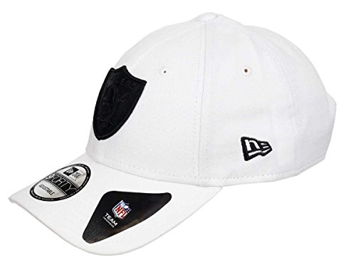 League Cap 9forty Essential Oakland Black white Raiders Adjustable New Raiders Era tnAYw5qX