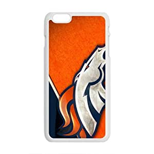 Happy denver broncos Phone Case for Iphone 6 Plus