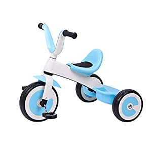Kids Toddler 3 Wheels Pedal Bike Ride-On Bicycle Tricycle