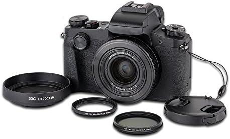 JJC - Parasol para PowerShot Canon G1 X Mark III cámara Digital ...