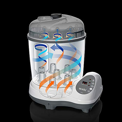 41WNeK1XspL - Wabi Baby Electric Steam Sterilizer And Dryer