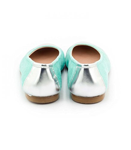 Boni Classic Shoes, Mädchen Ballerinas Blau