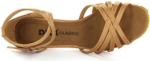 DC261303 DSOL Dance Latin Tan Women's Shoes DC261305 xrrOwInSv