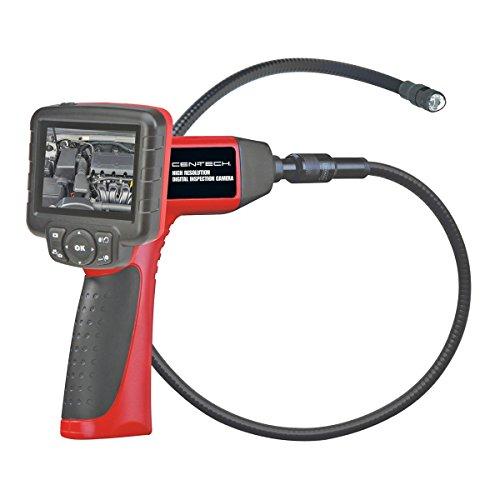 CEN-TECH High Resolution Digital Inspection Camera with Recorder