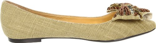 Naughty Monkey Mujer Tic Tac Flat Taupe