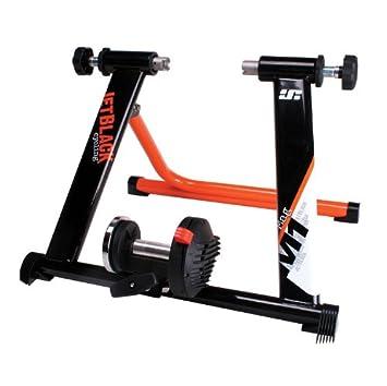 Jet Black M1 Magnetic Trainer Bike Trainers
