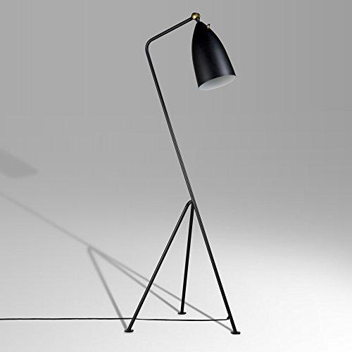 Grasshopper Floor Lamp Moder Design by Greta Grossman for Living Room, Bedroom, Study, Office Best Replica (Studio Task Floor Lamp)