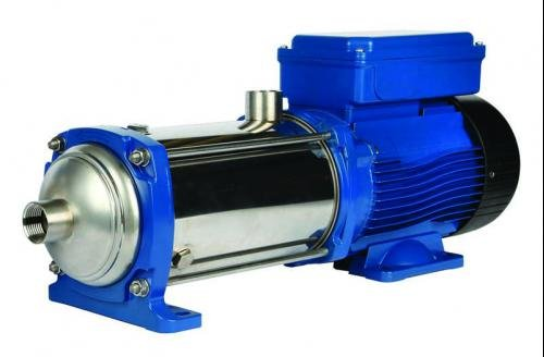 Goulds 3HM03N05M6BBQE Multi Stage Centrifugal Pump, 3/4 HP, Single Phase, 115 V, 3 ()