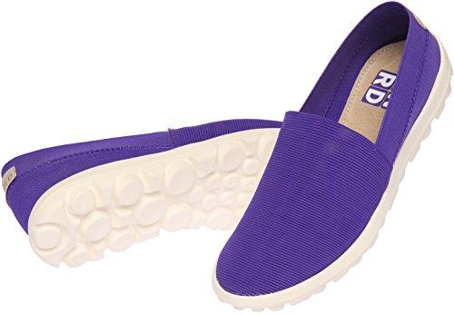 SNRD  SN706,  Damen Sneaker Low-Tops Violett