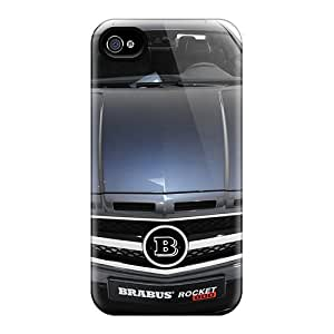 Hot Design Premium SRN9282ZsOr Cases Covers Iphone 6 Protection Cases(brabus Rocket 800)
