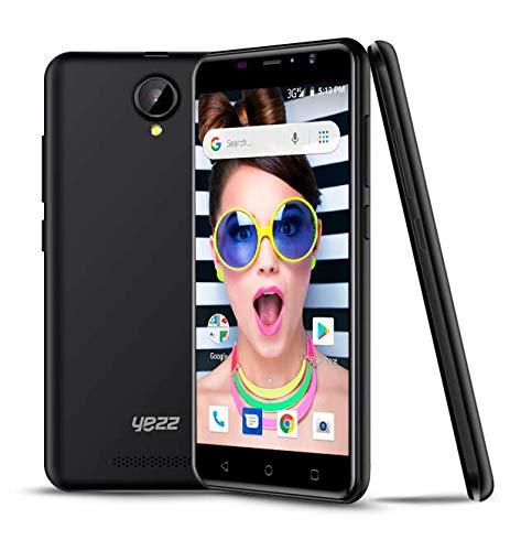 Amazon com: New YEZZ 5E Black – Unlocked Smartphone – 8GB +
