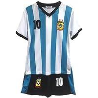 Niños – Conjunto – Camiseta & Pantalones Cortos de fútbol de Verano