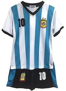 572fe56df059d Niños – Conjunto – Camiseta   Pantalones Cortos de fútbol de Verano
