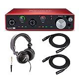 Focusrite Scarlett 4i4 3rd Gen 4x4 USB Audio