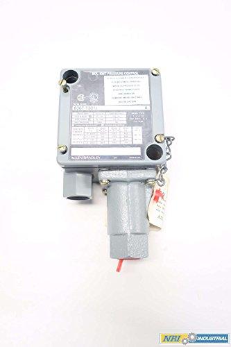 NEW ALLEN BRADLEY 836T-T301J PRESSURE CONTROL SWITCH SER A 120-600V-AC D533158