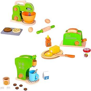 Amazon Com Play Gourmet Kitchen Appliances Toys Games