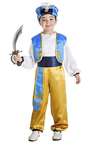 Disfraz de Aladino (Paje Navidad) Infantil (3-4 años)