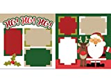 """HO HO HO"" Scrapbook Kit"