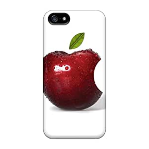 JamieBratt Apple Iphone 5/5s Excellent Hard Phone Case Allow Personal Design Nice Think Cherry Series [mQR17568lVzu]