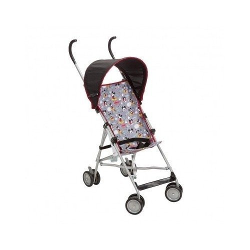 Disney Baby Umbrella Stroller With Canopy - 6
