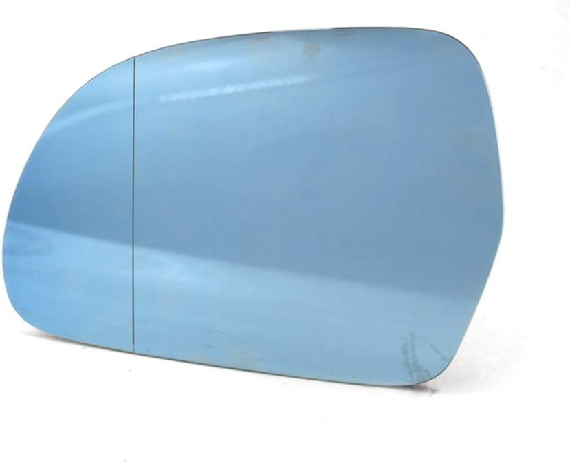 Yihaifu Linke Seite Heizung R/ückspiegel Spiegelglas f/ür Glasersatz f/ür A4 B8 C6 2009-2012 8T0857535E 4F0857535AF