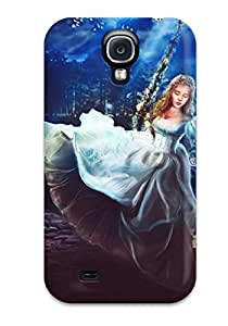 Premium Protection Women Case Cover For Galaxy S4- Retail Packaging 2431925K86550080