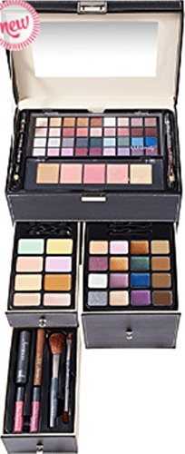 Ulta Beauty 73 Piece Makeup Collection Set Kit Beauty Treasures Black Case  200 Value