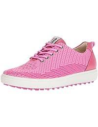 Ecco Women's Casual Hybrid Knit Golf Shoe