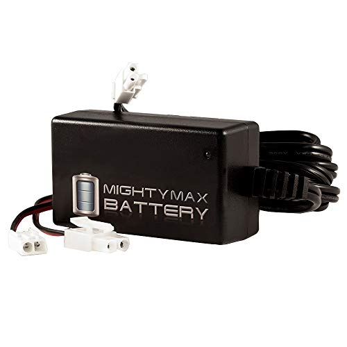 Mighty Max Battery Smart Charger for 9.6V - 1500mAh NiMH AIRSOFT Battery brand product by Mighty Max Battery