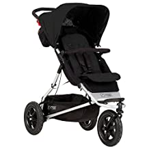 Mountain Buggy Plus One Stroller with second seat