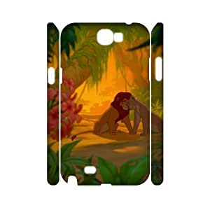 C-EUR Lion King Customized Hard 3D Case For Samsung Galaxy Note 2 N7100 by Maris's Diary