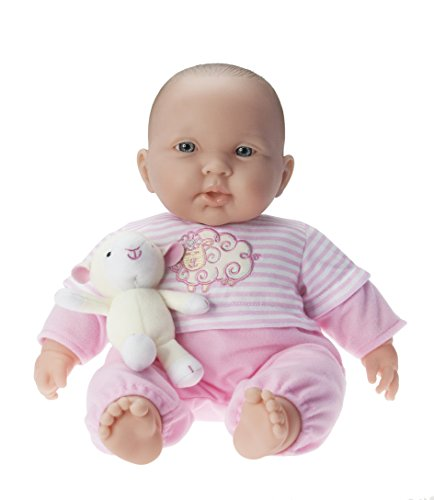 """JC Toys Lots to Cuddle Babies Animal Friends 15"""" Soft Body"""