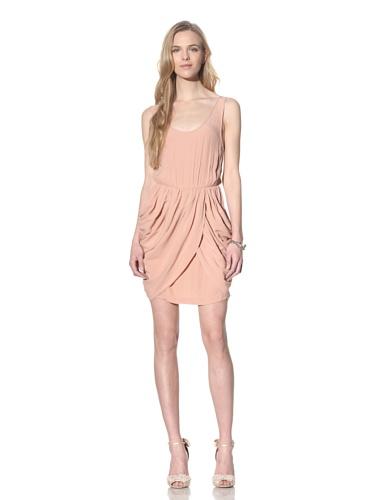 camilla-and-marc-womens-pintail-draped-crepe-singlet-dress-blush-10-us