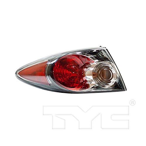 mazda 6 tail lights - 3