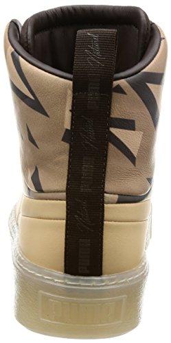 Puma Platform Cheetah NATUREL W Schuhe Beige Braun