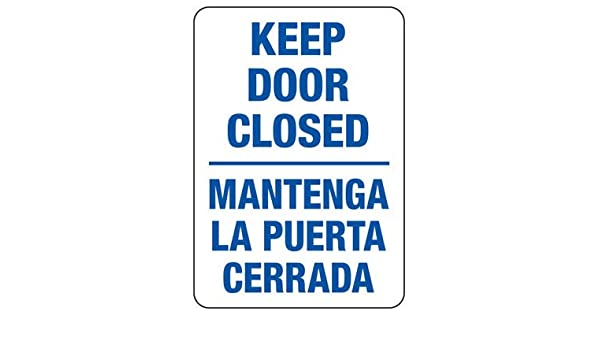 SN-10Hx7W-RFP-PLY-E/S-KEEP Door Closed M10