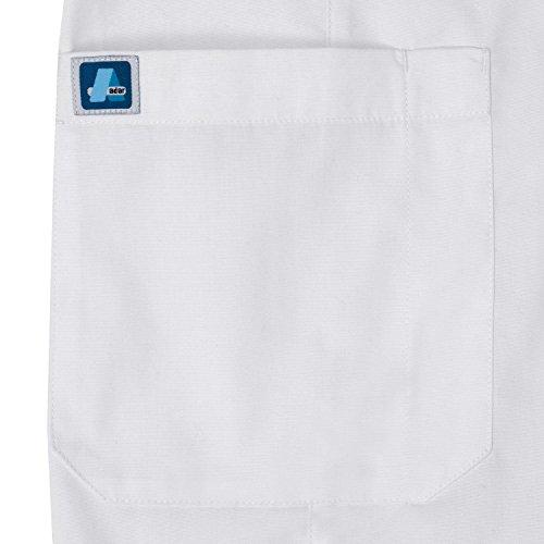 Adar Universal Women's 33'' Adjustable Belt Lab Coat - 2817 - White - L by ADAR UNIFORMS (Image #2)