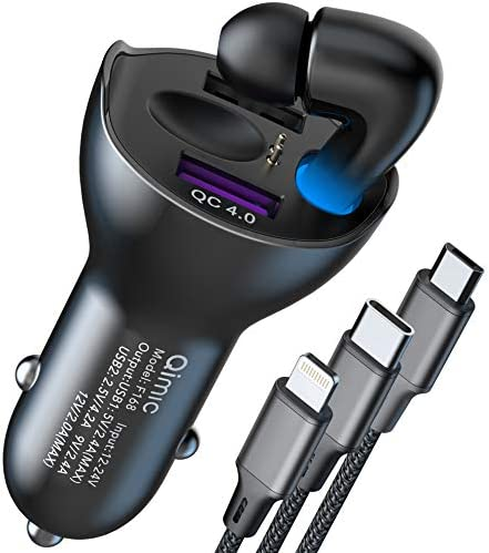 QIMIC Car Charger Fast Charge