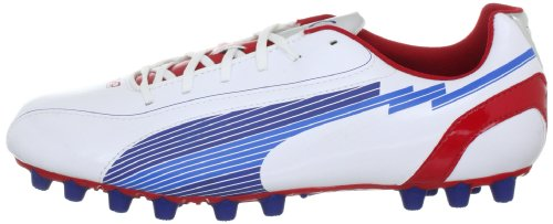 5 Chaussures Evos Femme Weiss Red Football white limoges De ribbon Puma Ag 01 gqTR5